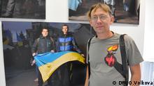 Bilder der Ausstellung Majdan Ukraine Der Weg zur Freiheit