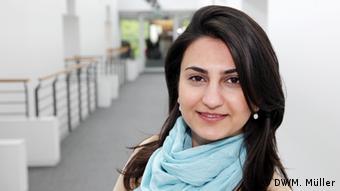 Nalan Sipar, redactor DW, a crescut în Istanbul și trăiește de la vârsta de 15 ani în Germania