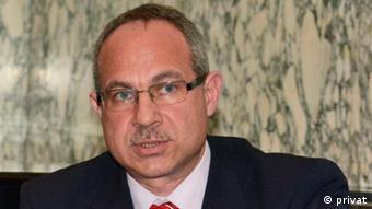 Anton Todorov Politologe Bulgarien
