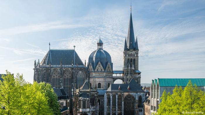 Aachener Dom (davis/Fotolia)