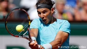French Open 2014 Halbfinale Rafael Nadal