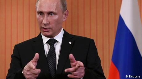 Putin 06.06.2014 Ouistreham