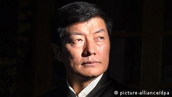 Tibet Premierminister im Exil Lobsang Sangay