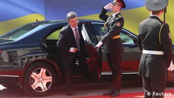 Präsidentschaftswahlen in der Ukraine Poroschenko und Klitschko 25.05.2014