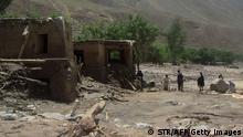 Afghanistan Überflutungen 7.6.2014