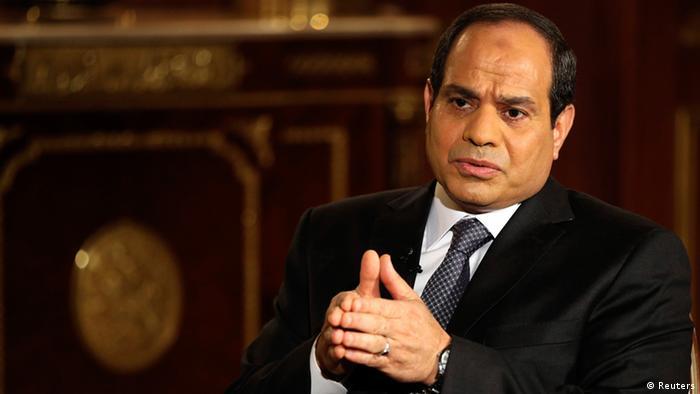 Abdel Fattah al-Sisi Ägypten ARCHIVBILD 14.05.2014