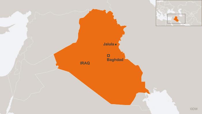 Dodlig bomb i irakisk moske