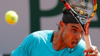 French Open 2014 Rafael Nadal