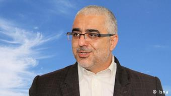 Parlamentsabgeordneter Jafarzadeh Iran