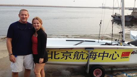 Flug MH370 Philip Wood und Sarah Bajc