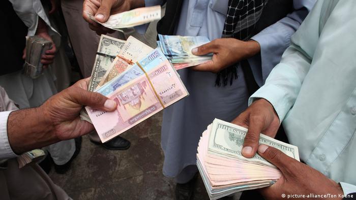 Symbolbild Afghanistan Korruption