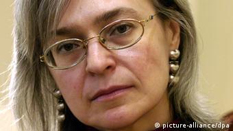 Anna Politkowskaja Prozess