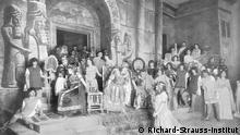 UA Salome, Dresden 1905: Foto des Ensembles Copyright: Richard-Strauss-Institut via Marita Berg, DW