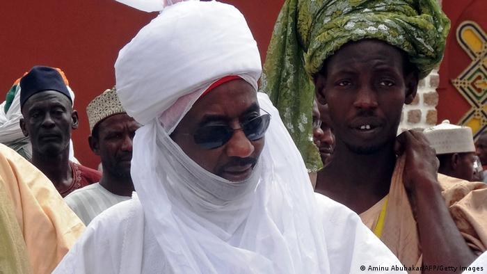 Sanusi Lamido Sanusi Gouverneur Zentralbank Nigeria (Aminu Abubakar/AFP/Getty Images)