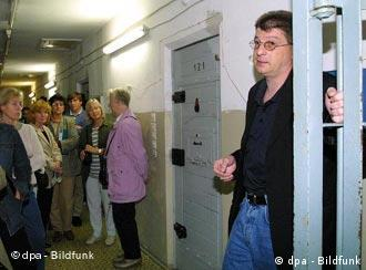 Some former inmates of Stasi prisons will receive compensation under a new law