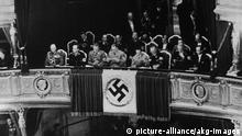 Wiener Staatsoper Ehrenloge 1938