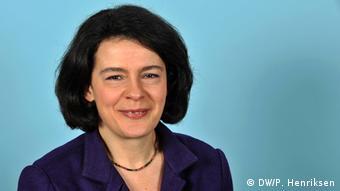 Vilma Filaj Ballvora Leiterin DW-Albanisch