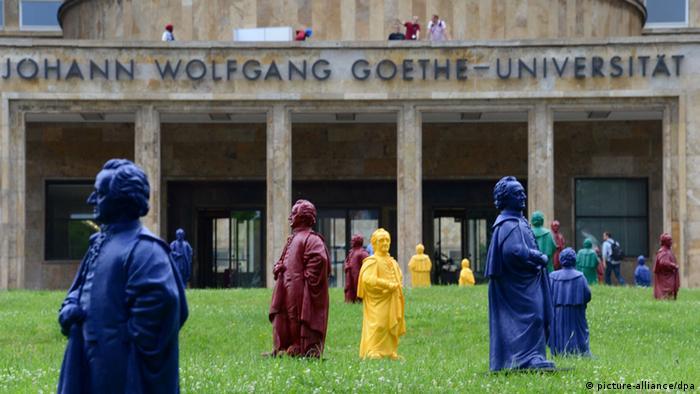 Франкфуртський університет імені Ґете