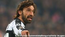 Bildergalerie Schönste Fußballer Andrea Pirlo