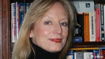 Christiane Oppermann, Biographin von Hillary Clinton. (Foto: privat)