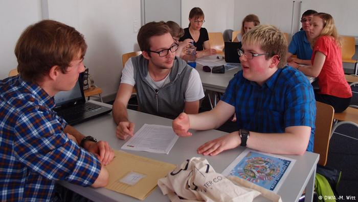 Gemeinsam Lernen Uni Hannover