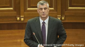 Hashim Thaci (Foto: ARMEND NIMANI/AFP/Getty Images)
