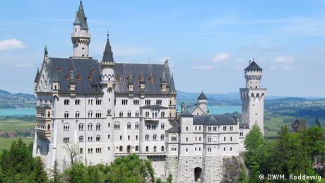 Germany's 10 most beautiful castles - Deutsche Welle