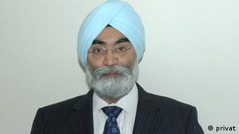 Charan Singh, Reserve Bank of India Chair Professor at the faculty of economics and social sciences at the Indian Institute of Management in Bangalore; Copyright: privat