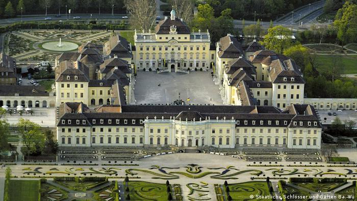 Людвіґсбурзька резиденція