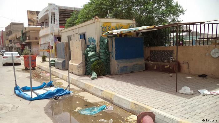 zur Nachricht - Rebellen im Irak nehmen auch Stadt Tikrit ein