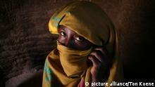 Symbolbild Sexuelle Gewalt Afrika