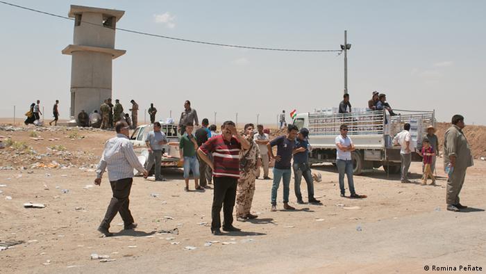 ۵۰۰ هزار نفر از شهروندان موصل از این شهر گریختهاند. درگیریهای مسلحانه داعش ممکن است به مرزهای ایران سرایت کند