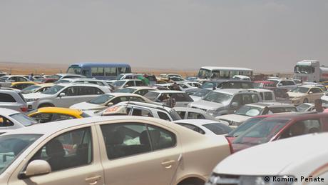 داعش يحكم قبضته على تجارة السيارات في العراق
