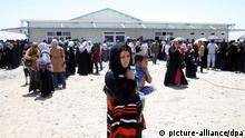 Flüchtlinge aus Mossul
