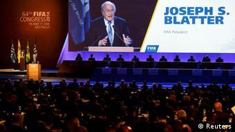 FIFA Kongress 11.6.2014