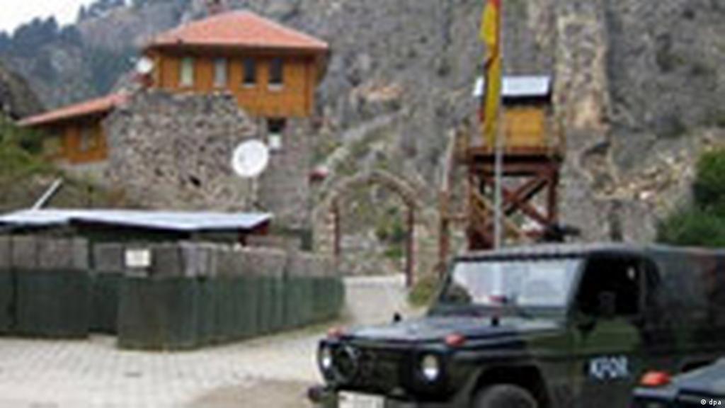 NATO Agrees to Train Kosovo Army as Turks Block Further Deal