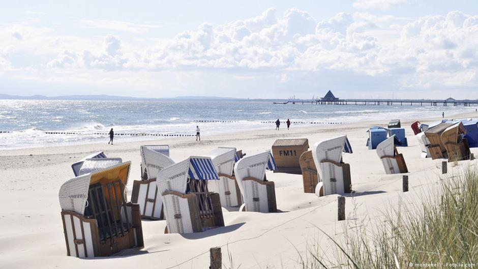 How I came to appreciate German beach culture | Lifestyle | DW