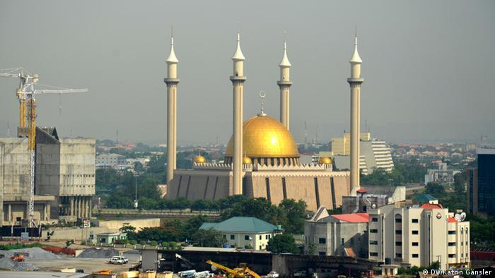 Abuja, Hauptstadt von Nigeria (Foto: Katrin Gänsler/DW)
