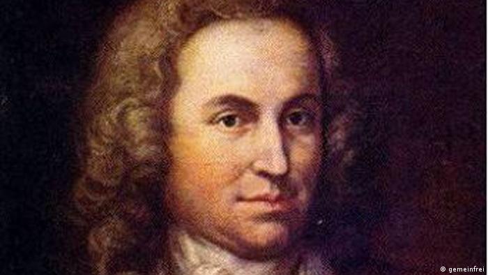 Young Johann Sebastian Bach