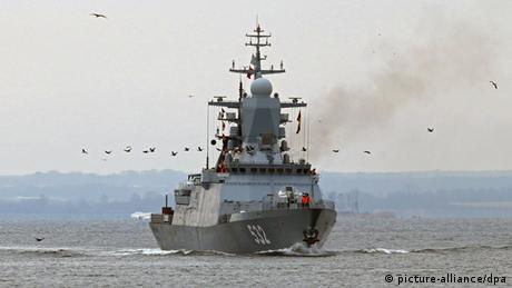 Russische Fregatte Boiky (picture-alliance/dpa)