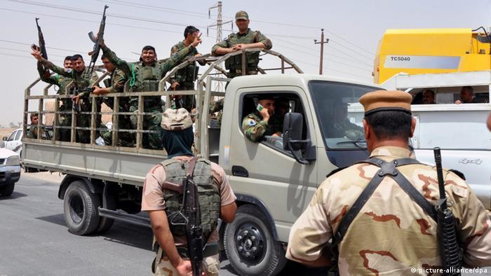 Gefechte in Kirkuk 12.6.2014