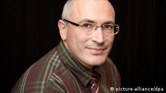 Михаил Ходорковский 12 июня в Берлине