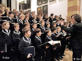Leipzig choir