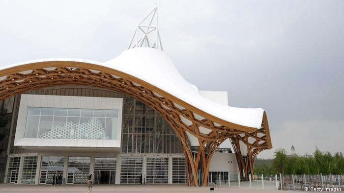 Centre Pompidou in Metz von Architekt Shigeru Ban (Getty Images)