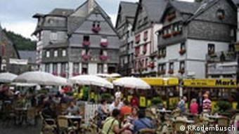 Monschau - Marktplatz