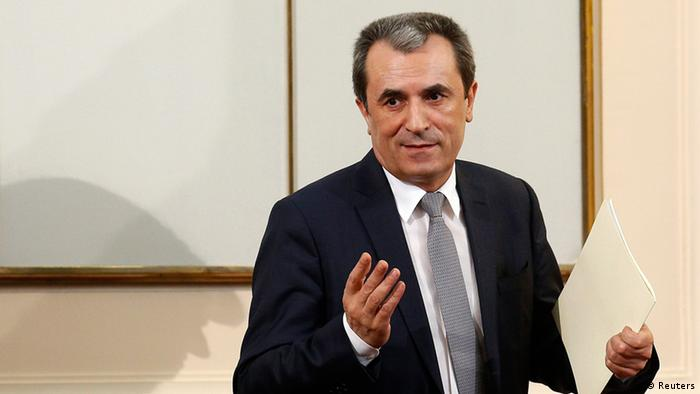 Bulgara Prime Minister Oresharski