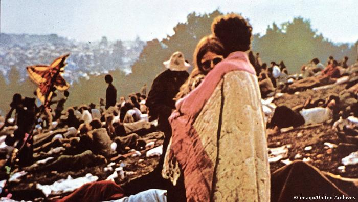 Iconic festival: Woodstock in film | All media content | DW
