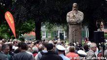 Friedrich Engels Statue für Wuppertal