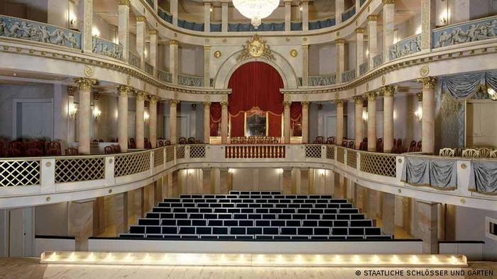 Театр у палаці Людвіґсбург
