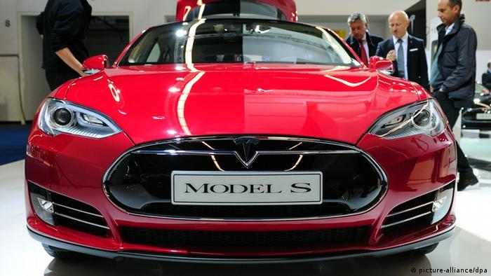 Електрокар Tesla